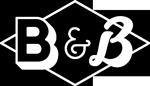 Logo weiß Signet Druckerei Butz & Bürker Karlsruhe